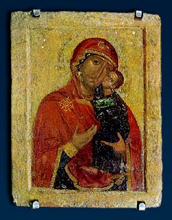 Икона Божией Матери Толгская (празднование 8 / 21 августа)