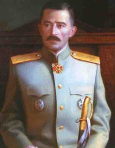 стив.  Белый генерал.  Михаил Константинович Дитерихс...