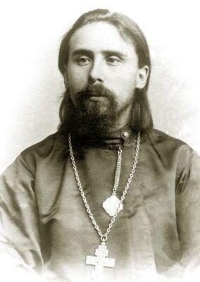 Священник Александр Васильевич Рождественский