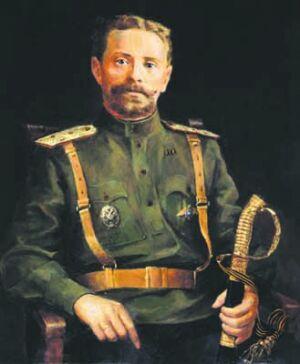 Генерал В.О.Каппель