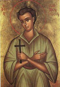 Святой исповедник Иоанн Русский родился около 1690 года в южных пределах России и воспитывался родителями в...