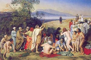 А.Иванов. Явление Христа народу