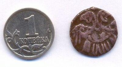 Монета ханаДжанибека