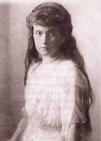 Святая Царевна-Мученица Анастасия Николаевна
