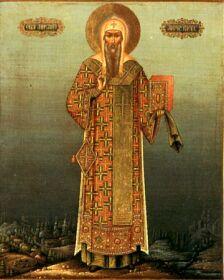 Святитель Михаил, первый митрополит Киевский