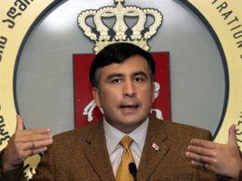 Михаил Саакашвили (фото AFP)