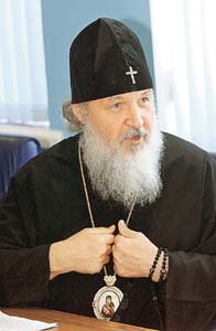 Митрополит Кирилл (Гундяев)