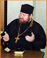Священник Олег Стеняев