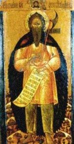 Блаженный Лаврентий,  Христа ради юродивый, Калужский чудотворец