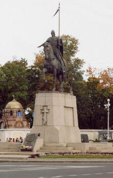 Памятник Св. блгв. кн. Александру Невскому в Санкт-Петербурге