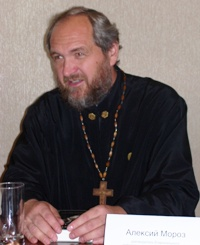 Отец Алексий Мороз