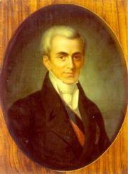 граф Иоанн Антонович Каподистрия