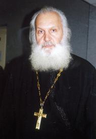 Священник Александр Миняйло