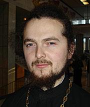 Иерей Владимир Захаров