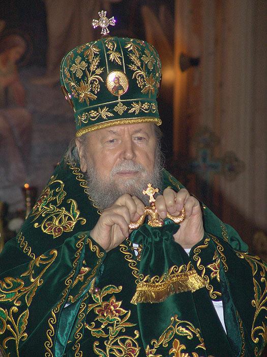 Архиепископ Орловский и Ливенский Паисий