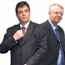 В.Коштуница и В.Шешель