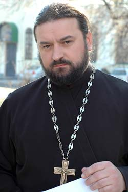Протоиерей Андрей Ткачев
