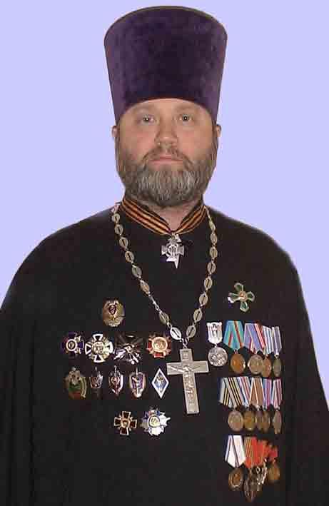 Протоиерей Александр Ганьжин