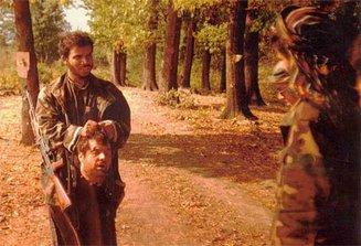 Бандиты Орича в Сребренице