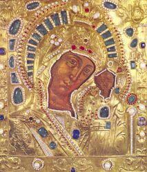 Ватиканский список Казанской иконы Божией Матери