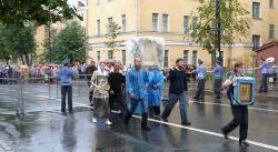 Крестный ход в Казани (21 июля 2008 года)