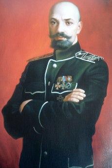 Генерал А.П.Кутепов (худ. Д.Трофимов)