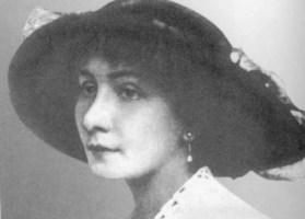 А.В.Тимерева, 1915 год.