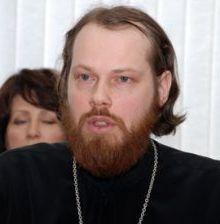 Заместитель председателя Отдела внешних церковных связей Московского Патриархата игумен Филипп (Рябых