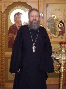 иерей Александр Шестак