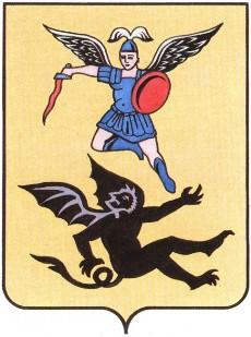 Современный герб Архангельска