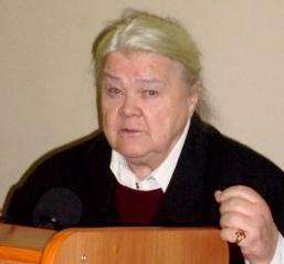 Ринита Андреевна Григорьева