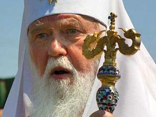 Лже-патриарх Михаил (Филарет) Денисенко