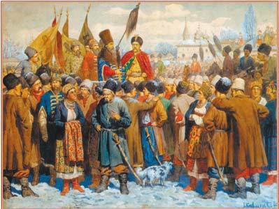 Сегодня мы вспоминаем день Переяславской Рады — день воссоединения Украины с Россией… - фото 2