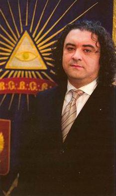 """Масон Андрей Богданов (фотография с сайта """"Великой ложи России"""")"""