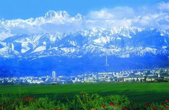 Алма-Ата сегодня