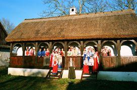 Детско-юношеский хор в Сербии