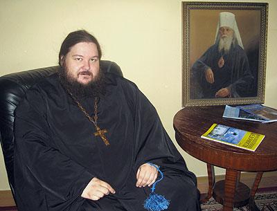 Иеромонах Серапион (Митько)