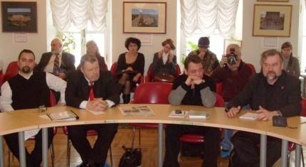 Заседание клуба православных журналистов 17.02.2009.