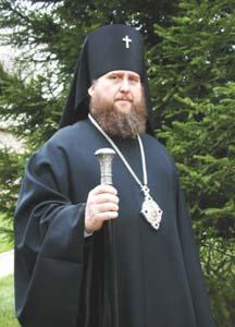 Архиепископ Костромский и Галичский Александр (фото с сайта Костромской епархии)