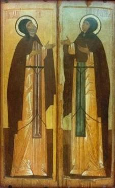 Свв.блгвв.кнн.Петр и Феврония