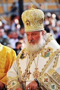 Патриарх Кирилл (фото Патриархия.Ру)