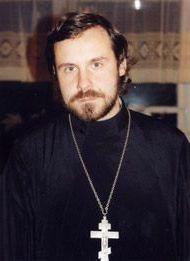 Иерей Андрей Постернак