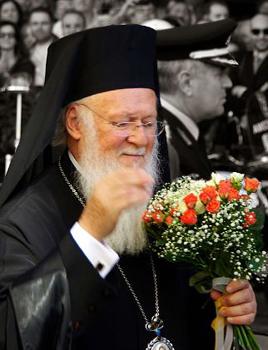 Константинопольский Патриарх Варфоломей (Архондонис)
