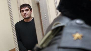 Арест Аслана Черкасова,обвиняемого в убийстве болельщика *Спартак* Егора Свиридова