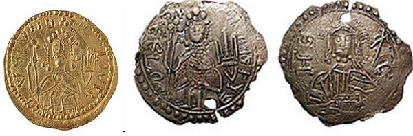 Златник и сребреник Святого Великого Князя Владимира