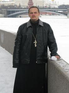 Священник Александр Орехов