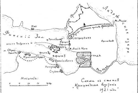 Схема к статье о Кронштадтском