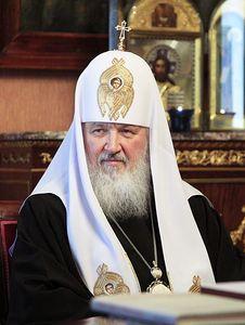 """Патриарх Кирилл (фото – <a class=""""ablack"""" href=""""http://www.patriarchia.ru/"""">Патриархия.Ru</a>)"""