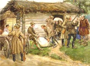 О крестьянском восстании на шексне