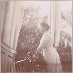 Императрица Александра Феодоровна в Ливадии, 1912 г.